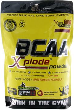 BCAA Xplode Olimp 1 кг (1000 гр) Киев купить Украина