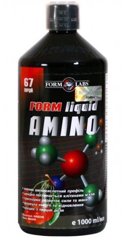FORM Liquid AMINO 1000 мл Киев купить Украина