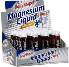 Магний Weider Magnesium Liquid 20 ампул по 25 мл Киев купить Украина