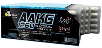 Olimp AAKG Extreme mega caps 300 капсул Киев купить Украина