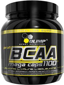 Olimp BCAA MEGA CAPS 300 капс Киев купить Украина