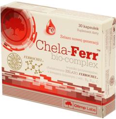 Olimp Chela-Ferr 30 капсул (витамины для беременных) Киев купить Украина