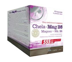 Olimp Chela-Mag B6 555 mg 195 капсул Киев купить Украина