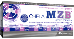 Olimp Chela MZB Sport Formula 60 капсул Киев купить Украина