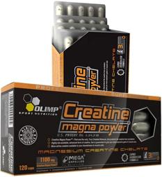 Olimp Creatine Magna Power 120 капсул Киев купить Украина