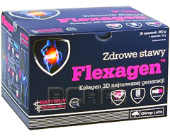 Olimp Flexagen 360 гр (30 пачек) Киев купить Украина