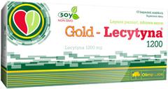Лецитин Olimp Gold-Lecytyna 1200 60 капсул Киев купить Украина
