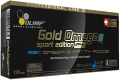 Olimp Gold Omega 3 Sport Edition 120 капсул Киев купить Украина