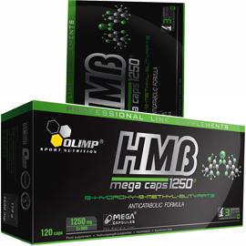 Olimp HMB mega caps 1250 (120 капс) Киев купить Украина