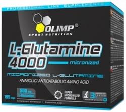 Olimp L-Glutamine 4000 - 195 капсул Киев купить Украина