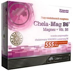 Olimp Labs Chela-Mag B6 30 капсул Киев купить Украина