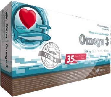 Olimp Omega 3 1000 mg 35% Киев купить Украина