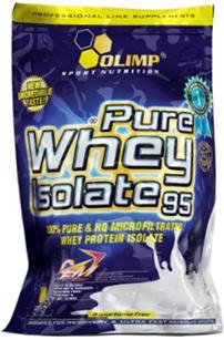 Olimp Pure Whey Isolate 95 600 гр Киев купить Украина