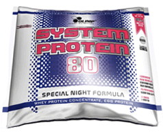 Olimp System Protein 80 (750 гр) Киев купить Украина