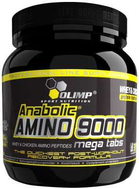 Olimp Anabolic Amino 9000 (300 таб) Киев купить Украина