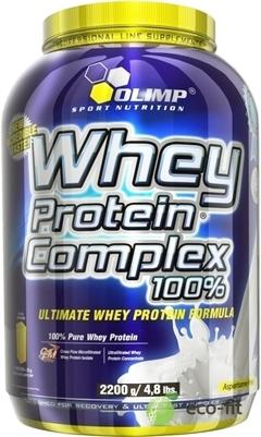 Сывороточный протеин Olimp Whey Protein Complex 100% 2,2 кг Киев купить Украина