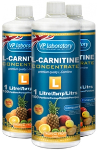 VP Lab L-Carnitine Concentrate 1л Киев купить Украина