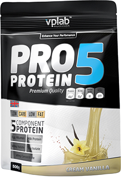VP LAb PRO 5 Protein 500 гр Киев купить Украина