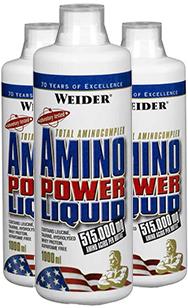 Weider Amino Power Liquid 1000 мл Киев купить Украина