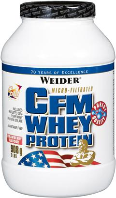 Weider CFM Whey Protein 908 гр Киев купить Украина