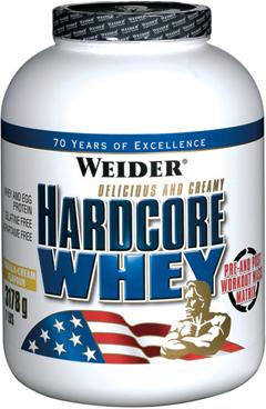 Weider Hardcore Whey Protein 3,178 кг Киев купить Украина