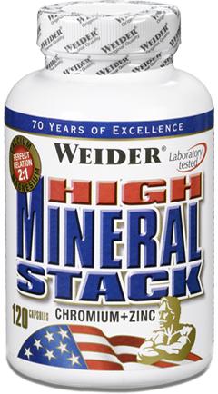 Weider High Mineral Stack 120 капсул Киев купить Украина
