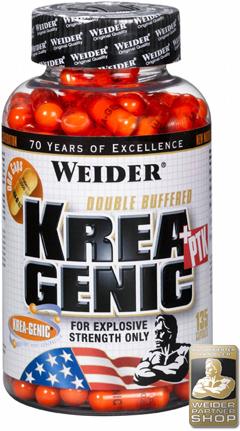 Weider Krea Genic+PTK 135 капсул Киев купить Украина