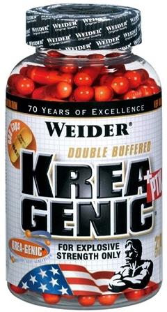 Weider Krea Genic+PTK 210 капсул Киев купить Украина