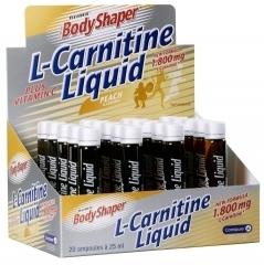 Weider L-CARNITINE 1800 mg Liquid 20 ампул Киев купить Украина