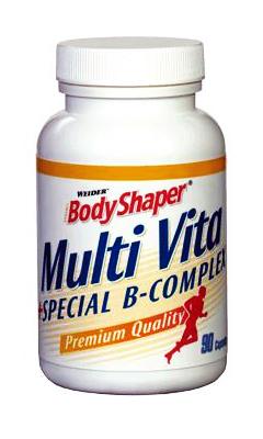 Weider Multi Vita Special B-Complex 90 капсул Киев купить Украина