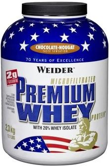 Weider Premium Whey Protein 2,3 кг Киев купить Украина