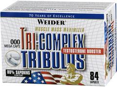Weider Tri-Complex Tribulus 84 капсул Киев купить Украина